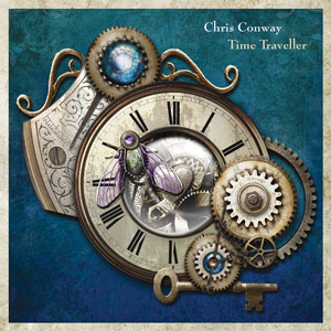 Chris Conway Time Traveller CD