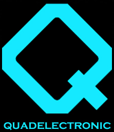 Quadelectronic logo
