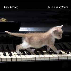 Chris Conway CD Retracing My Steps