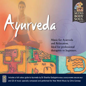Chris Conway - Ayurveda CD