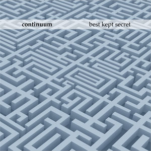 Continuum CD - Best Kept Secret