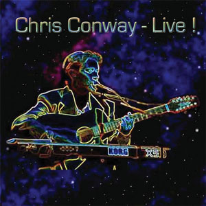 Chris Conway - Live! CD