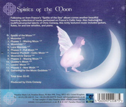 Spirits Of The Moon back