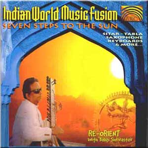 CD Re-Orient Seven Steps To the Sun